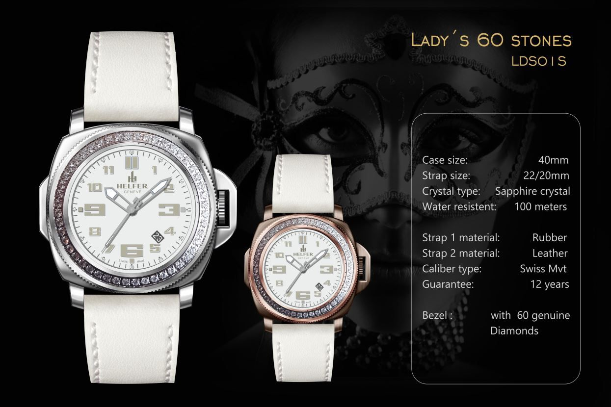 Lady 60 diamonds